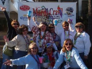 Mardi Crawl 2009