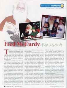 Santa Fred in Lexington Life