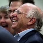 Buffett at Nevada Gaming Commision Hearing