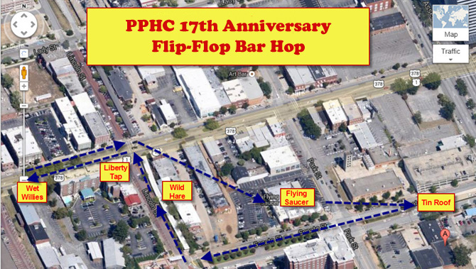 17th_PPHC_Annivarsary_FlipFlopBarHop_Featured