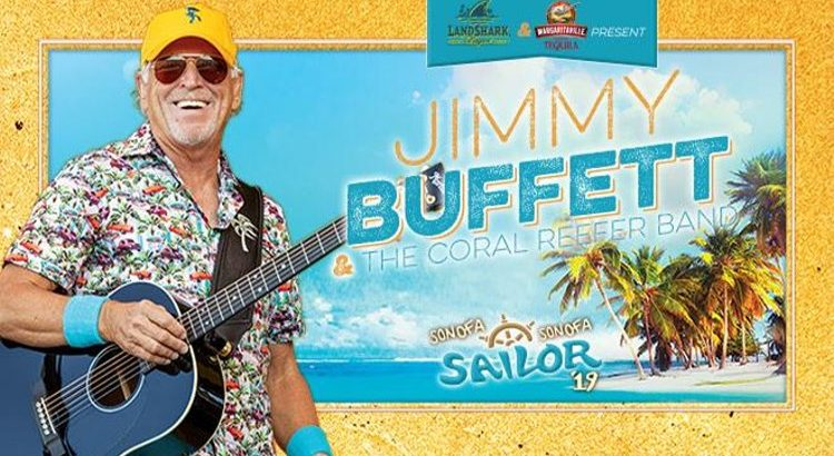 Jjimmy Buffett - 2019 Son of a Son of a Sailor Tour